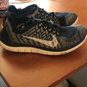 Used Nike Free Sneakers